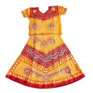 Rajasthani Gopi Dress - Size 21