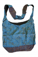 embroidered hippie bag