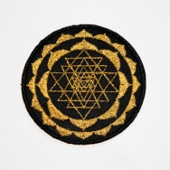 Sri Yantra Patch