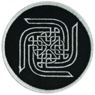 Celtic Knot Swastika Patch