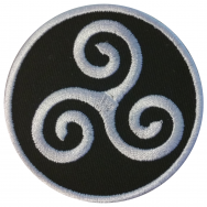 Triskele patch